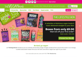 thevegankind.co.uk
