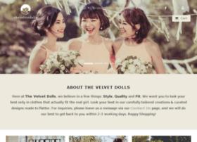 thevelvetdolls.com