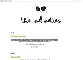 thevelvettes.blogspot.com