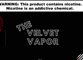 thevelvetvapor.com