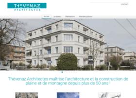 thevenaz.com