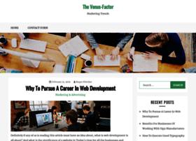 thevenus-factor.org