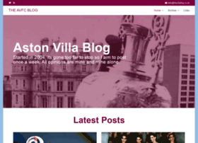 thevillablog.co.uk