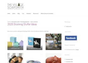 thevillagesoapsmith.com