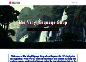 thevinylsignageshop.com