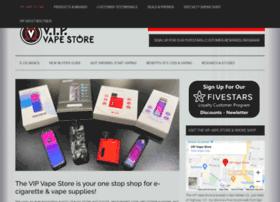 thevipvapestore.com