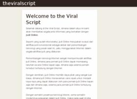 theviralscript.com