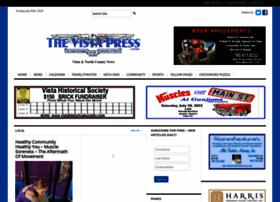 thevistapress.com