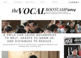 thevocalbootcamp.com