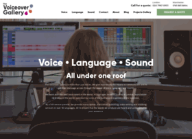 thevoiceovergallery.co.uk