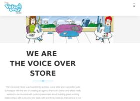 thevoiceoverstore.co.uk
