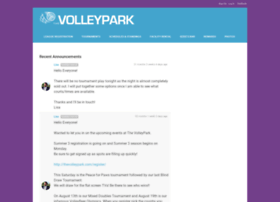 thevolleypark.leagueapps.com