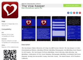thevowkeeper.appsme.com