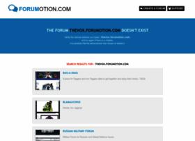 thevox.forumotion.com