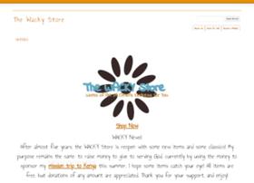 thewackystore.com