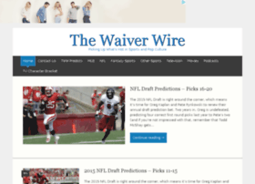 thewaiverwire.co