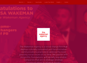 thewakemanagency.com