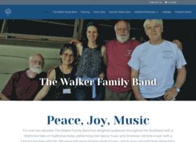 thewalkerfamilyband.com