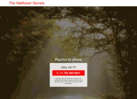 thewallflowersecrets.com