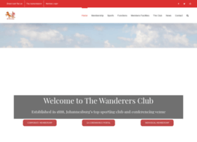 thewanderersclub.co.za