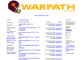thewarpath.net