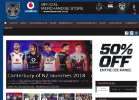 thewarriors.com.au