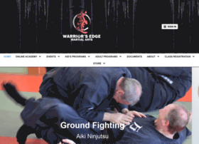 thewarriorsedge.com