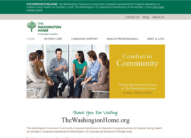 thewashingtonhome.org