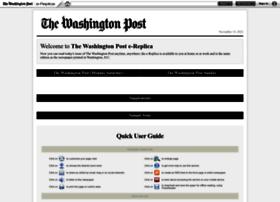thewashingtonpost.newspaperdirect.com