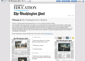 thewashingtonpostnie.newspaperdirect.com