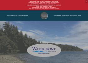 thewaterfrontatpotlatch.com