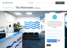 Thewatermark.co.uk