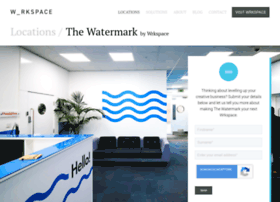 thewatermark.co.uk