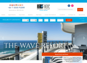 thewaveresort.com.au