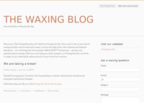 thewaxingblog.com