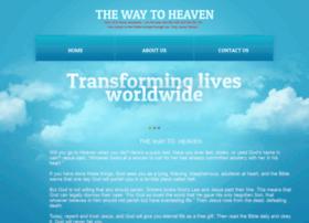 thewaytoheaven.com