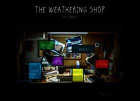theweatheringshop.com