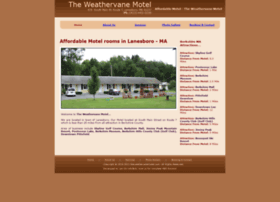 theweathervanemotel.com