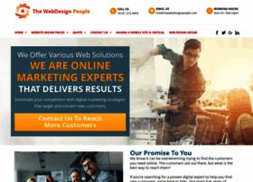 Thewebdesignpeople.com