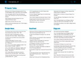 theweblist.net