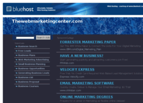thewebmarketingcenter.com