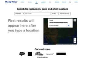 thewebminer.com