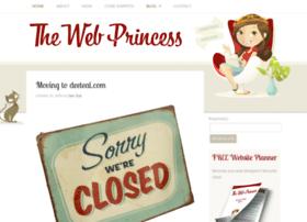thewebprincess.com