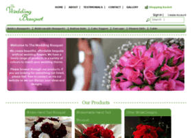 theweddingbouquet.co.uk