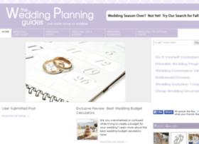 theweddingplanningguides.com