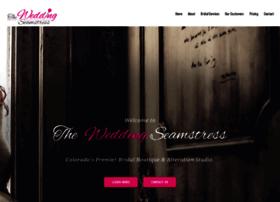 theweddingseamstress.com