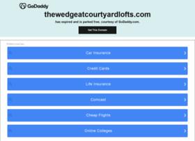 thewedgeatcourtyardlofts.com