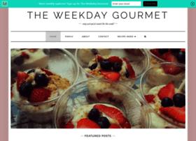 theweekdaygourmet.com