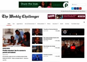 theweeklychallenger.com