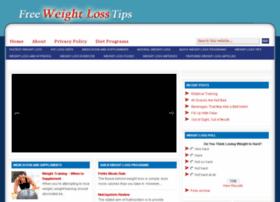 theweightlosstipssite.com